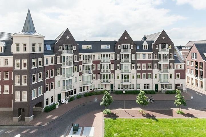 Spacious maisonette in trendy neighbourhood - Utrecht - Daire