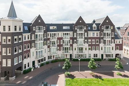 Spacious maisonette in trendy neighbourhood - Utrecht - Apartament