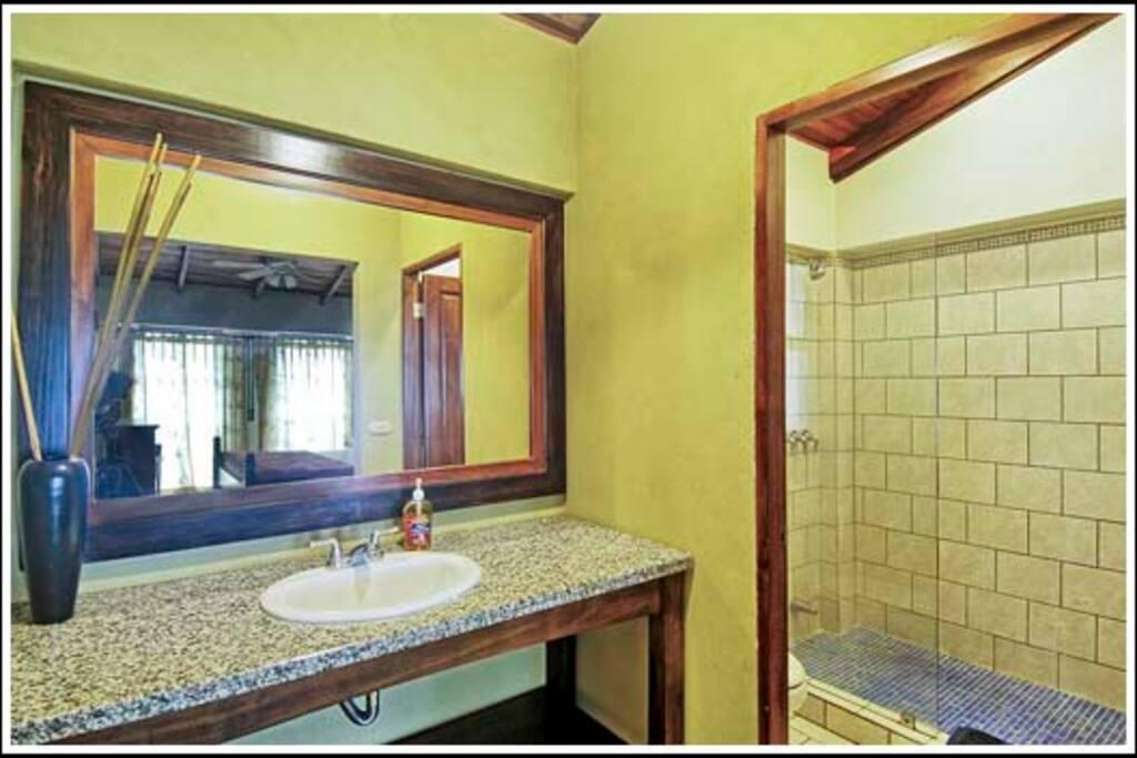 Master Bathroom Baño del dormitorio principal
