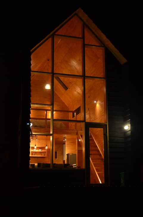 Casa Wenu Mapu: diseño, descanso y comodidad