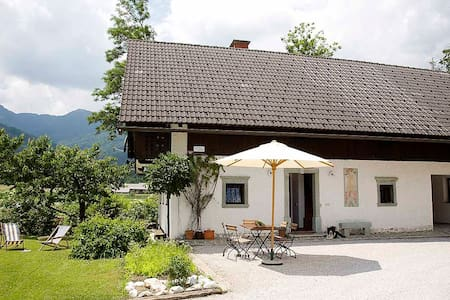 Apartments Pristavec (Base floor) - Bohinjska Bistrica