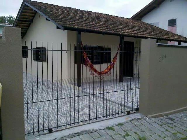 Casa de praia Penha SC
