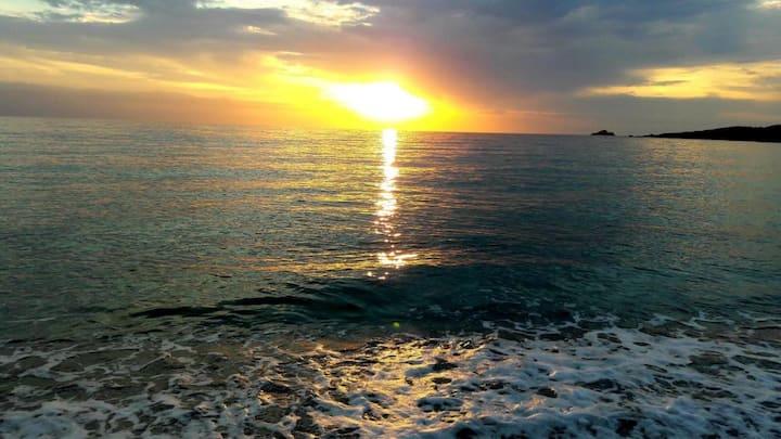 Studio près plage d'Abbartello-Annulation Gratuite