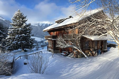 Beautiful Traditional Chalet