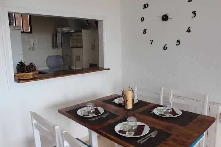 Precioso y acogedor apartamento en Benidorm.
