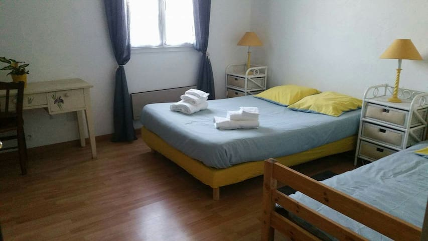 Chambres d'hôtes - Coaraze - Casa