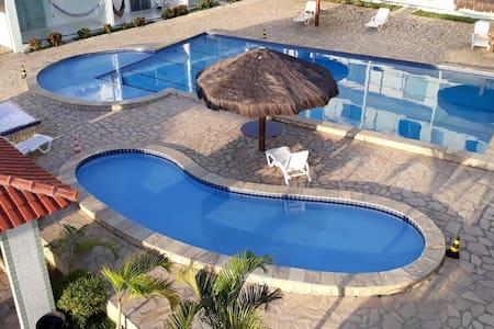 praia,piscina e segurança 24/h jacumã, Conde-pb