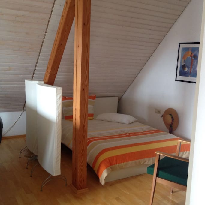 1 bed (140*200)