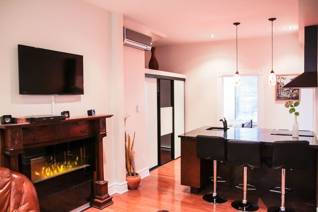 1 apartment downtown montreal appartements louer - Appartement a louer vieux port montreal ...