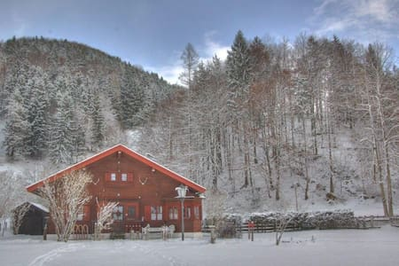 Unique Hunters hut in Tirol - Walchsee - Dům