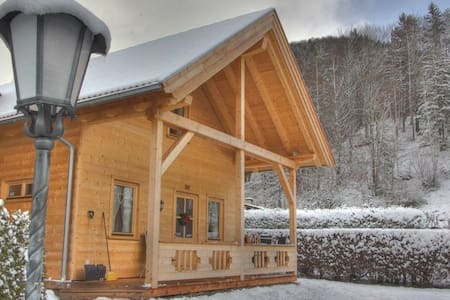 Mountain Inn Family Plus Chalet - Walchsee - Cabin