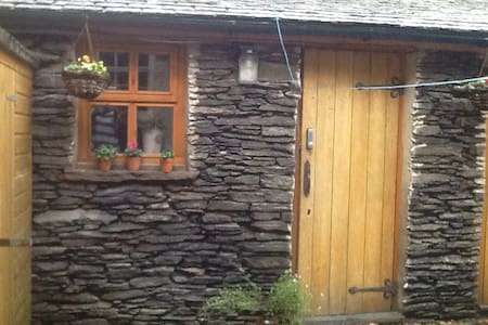 Lovely converted outhouse-twin beds - Windermere - Blockhütte