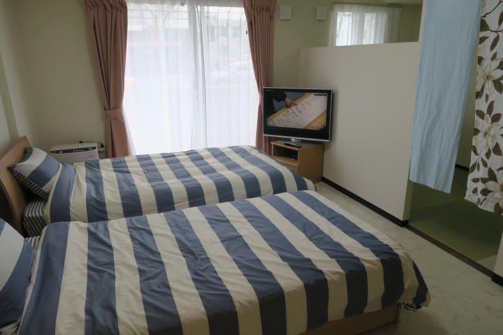 102 Comfortable room in Hiragishi