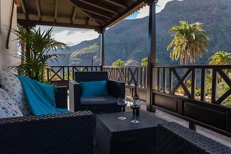 Típica Canary Island house, adventure, nature, - La Sorrueda - House