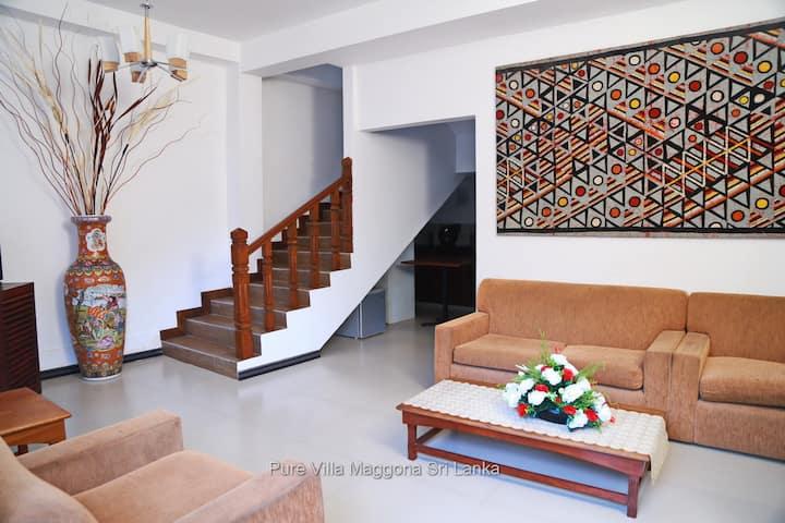 Pure Villa Maggona