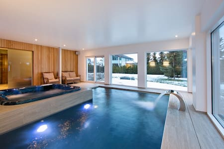 Amazing new villa with SPA, right on the beach ! - Tallin
