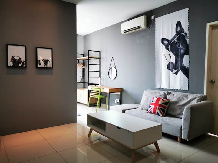Stay With Me @ Aliff Avenue ( Executive , Luxury )