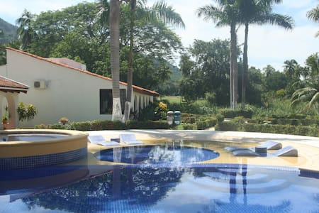 3 BEDROOMS Beach House at Villas Albatroz - Ixtapa
