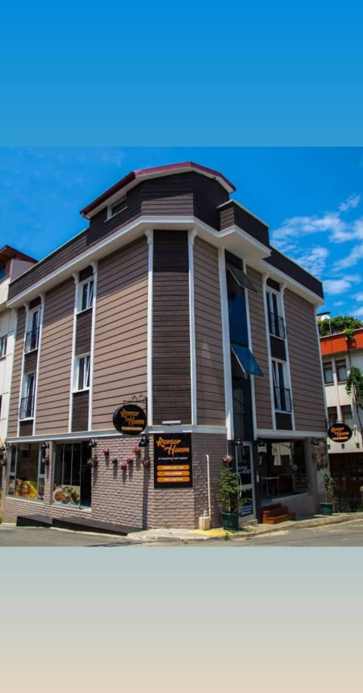 Trabzondaki eviniz