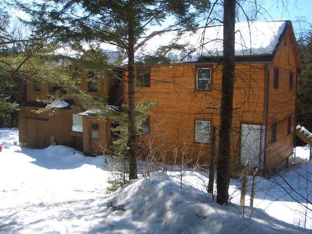 Marlboro,Vermont Woodland Retreat - Marlboro - Apartemen