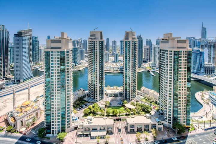 Trident Grand Residence 3bedroom apartment -Marina