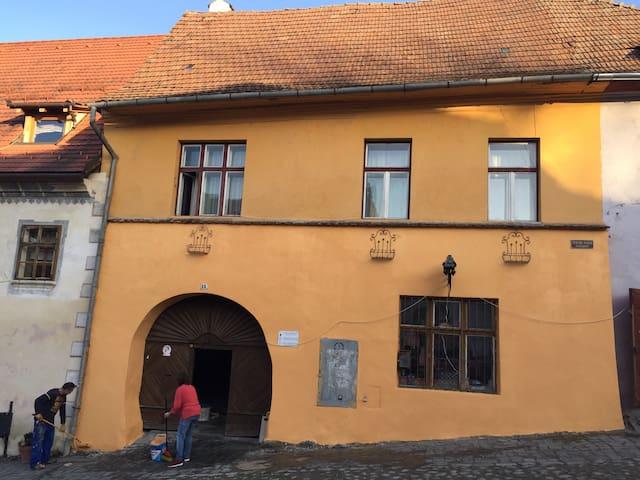 Casa morar Sighisoara - Sighișoara - Rumah