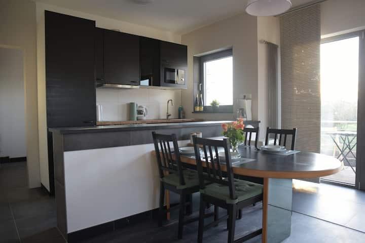 Luxury apartment near Frankfurt Airport