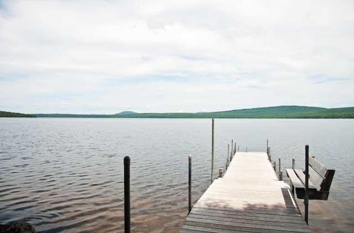 Dock and water access