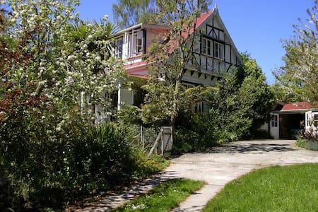 Neudorf Gingerbread House  - Upper Moutere