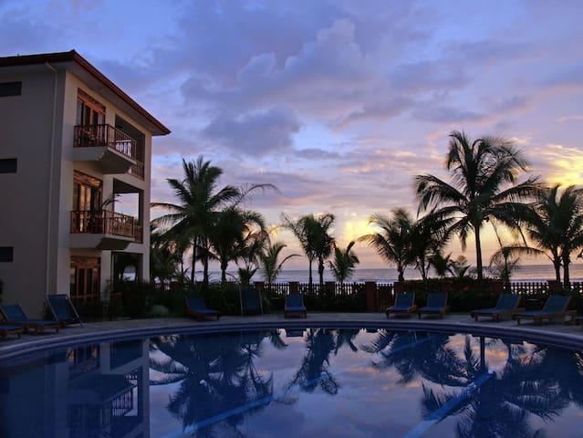 Ocean front 2 Beds,2 Baths condo  - Jaco Beach - Διαμέρισμα