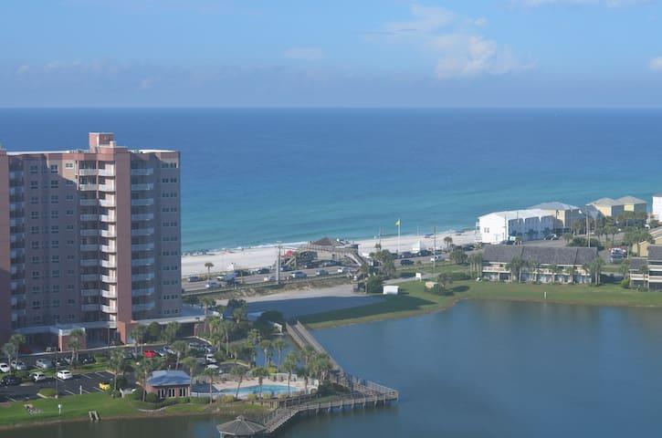 Gorgeous 17th Floor Beach view!  - Miramar Beach - Apartemen