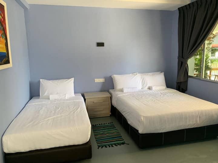 Semporna Dream Villas - Pom Pom -  Suite 1