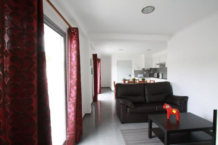 Perfect family vacations 2 bedroom - Furnas - Apartament