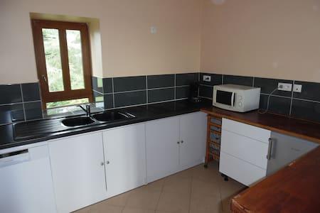 Appartement indépendant calme et confortable en bourguogne Sud - Perreuil