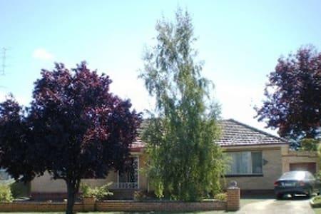 Hampden House Ballarat 4 km  CBD    - Redan - Dom