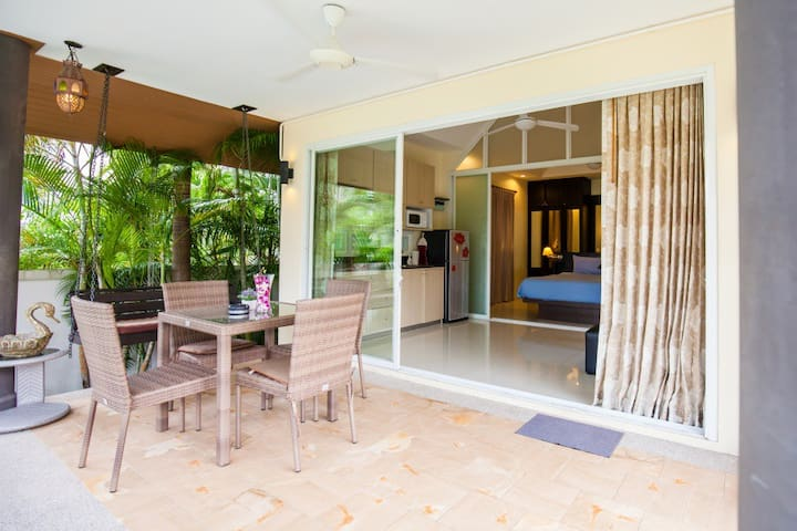 Volnay 1Bedroom Luxury Private pool - Tambon Rawai - House