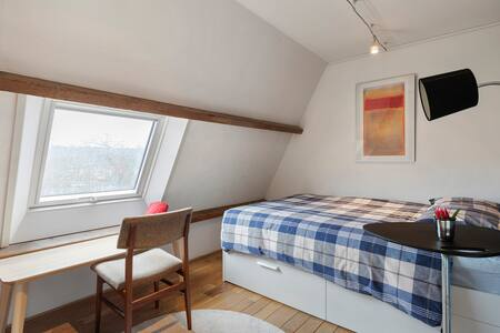 Nice Room near to RAI and downtown