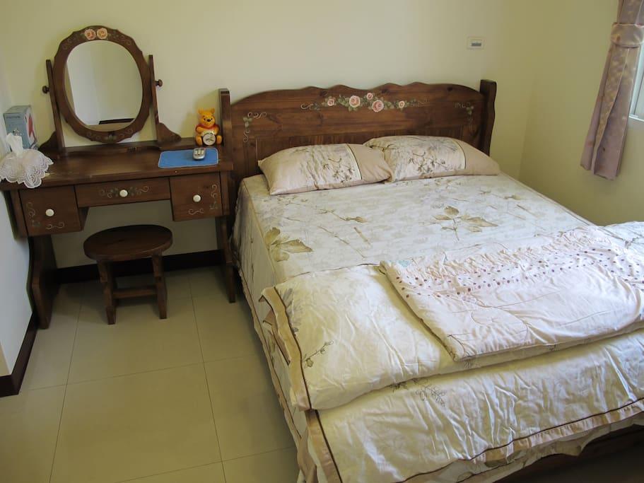 1F-套房-雙人大床