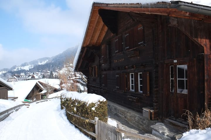 Sunny Studio for Two - Ski-in, Ski-out - Wengen - อพาร์ทเมนท์
