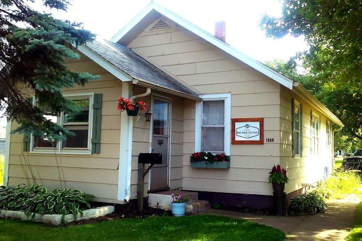 Cuyuna Bike Rack Cottage - Vacation Rental