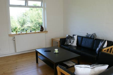 Dogfriendly holiday close to nature - Samsø - Casa