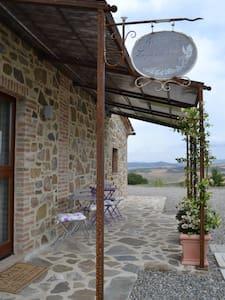 Tipica masseria toscana - Montenero d'Orcia - Otros