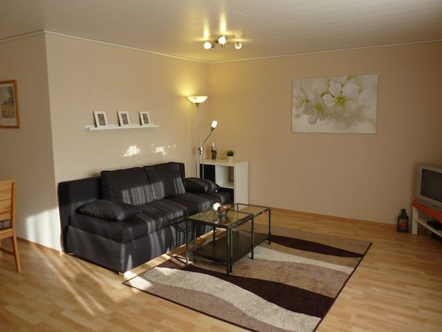 Apartment with terrace & garden - Sinsheim - Huoneisto