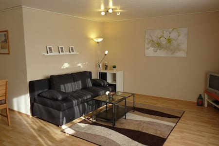 Apartment with terrace & garden - Sinsheim - Leilighet
