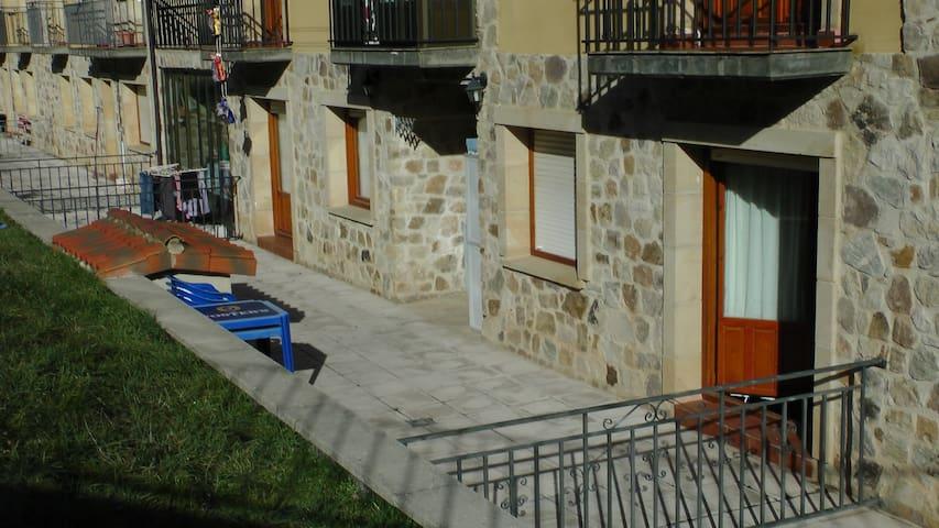 3 HABS Y GRAN TERRAZA EN VINUESA - Vinuesa - Apartament