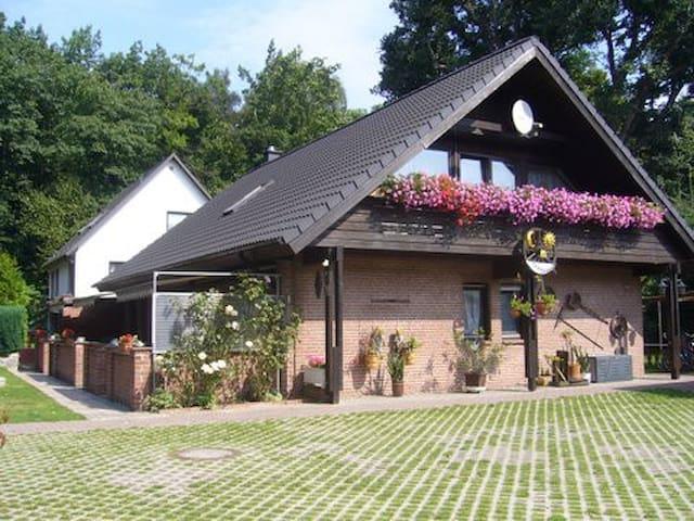Ferienwohnung 1Sommerhoff in Göhren - Göhren - Apartmen