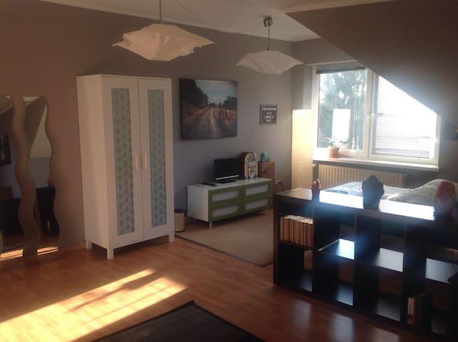 Wunderschönes Zimmer in Stadtnähe - Harmstorf - Hus