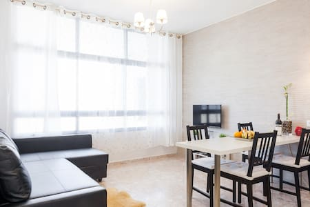 """Sky"" 3 rooms flat on the beach - Ashqelon - Wohnung"