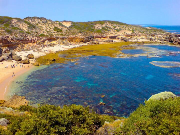 Amazing Blairgowrie Beach Ocean Paradise