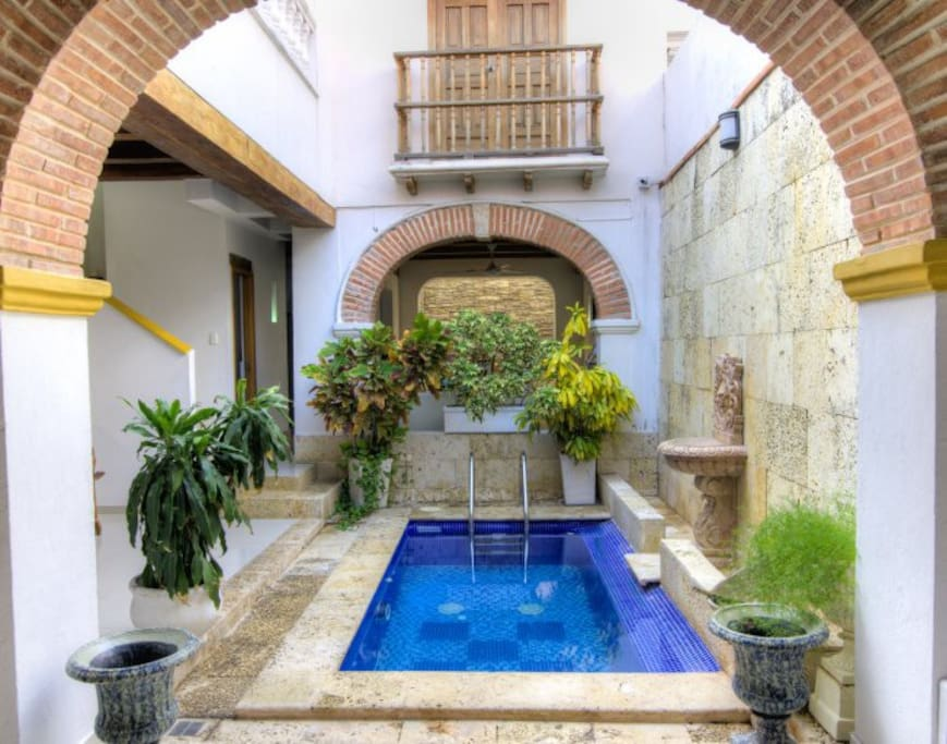 3 Bedroom San Diego Houses For Rent In Cartagena Bol Var Colombia
